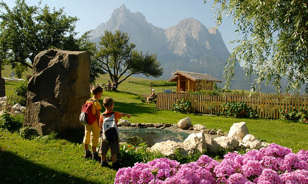 Holidays with children in South Tyrol