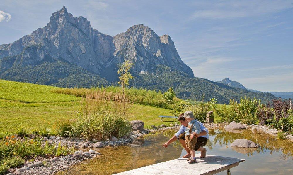 Das erwartet Sie beim Kneipp Urlaub Südtirol