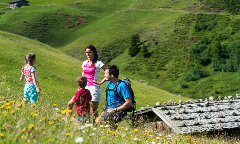 Holiday Alpe di Siusi: countless activities are waiting for you