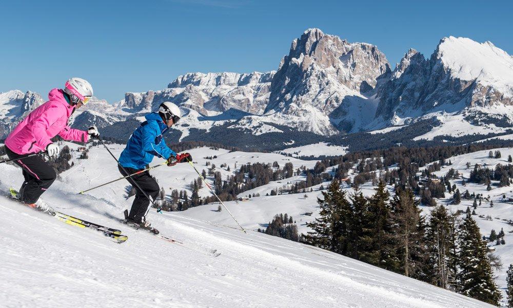Sciare a Castelrotto: un'esperienza davvero unica