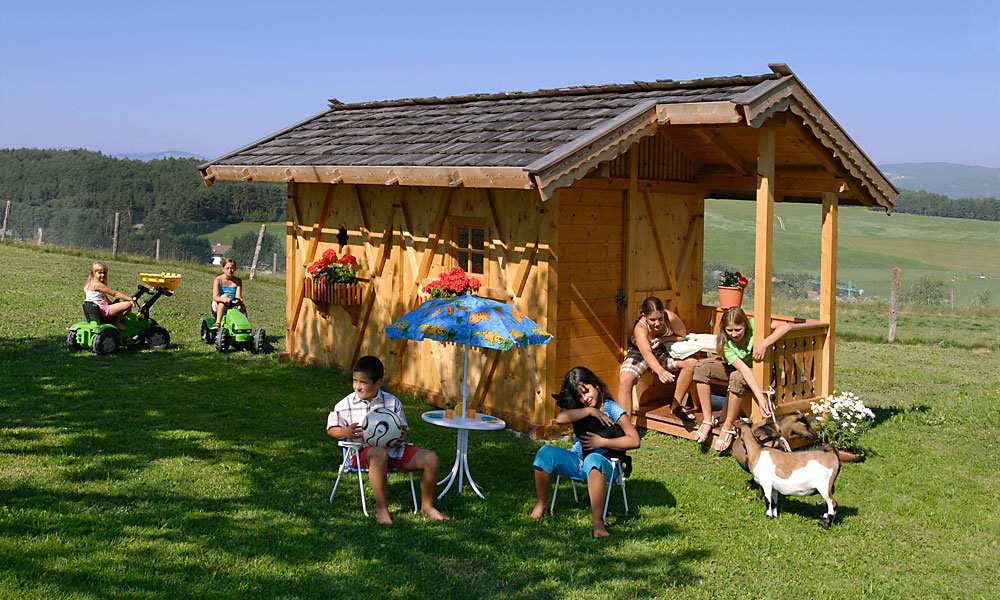 Enjoy your leisure time during a farm holiday in Castelrotto
