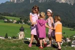 Holidays with children in South Tyrol 2