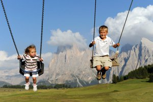 Urlaub mit Kindern in Südtirol 1