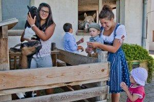 Unsere Tiere auf dem Bauernhof 1